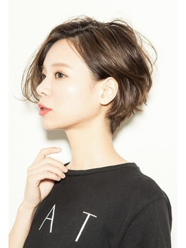 【Euphoria】☆絶壁解消☆美人度UP耳かけショート☆