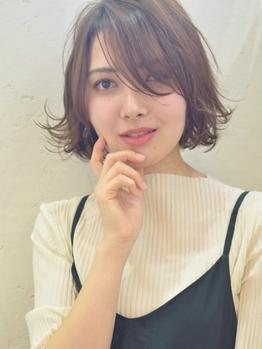 マーブル ヘアー(marble hair)