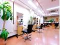 美容室ビィリーフ ジィール 県立大学 平成町店