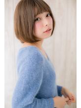 【AGORA銀座】丸み♪シルエットの愛されボブb.36