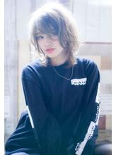 [Taylor]  外国人風骨格矯正マッシュウルフ 涼しげ.3
