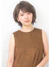 20代・30代・40代に似合う☆大人かわいい小顔☆前下がりショート.2