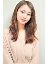 【uta 浮田】ナチュラルローレイヤー×フェミニンベージュ.54