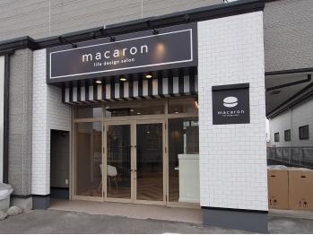 マカロン 南矢野目店(macaron)(福島県福島市/美容室)