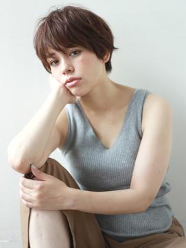【K-two青山】ナチュラル今どきセンシュアルショート【表参道】