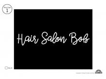 ボブ (Hair salon BOB)