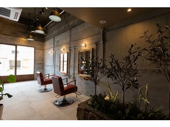 メルシー(Merci atelier salon)(鳥取県米子市)