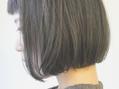 ナチュラルで自然な仕上がりに気が付くとついつい髪の毛を触ってしまうほどの手触りに☆≪soft≫