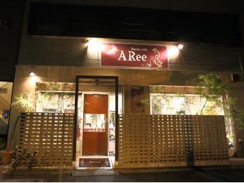 アリー(ARee)(大阪府堺市美原区/美容室)