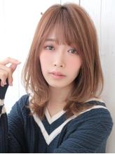 《Agu hair》ひし形ヌーディーミディアム.48
