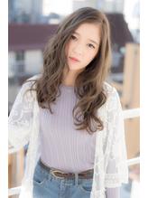外国人風グレージュ☆ロングスタイル.43