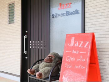 ジャズシルバーバック(Jazz Silver Back)(滋賀県彦根市/美容室)