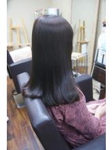 営業ビフォーアフター、*ワンランク上質*chichikaka縮毛矯正.4