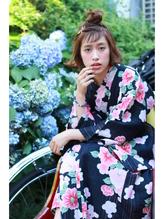 浴衣アレンジ 【自由が丘 Neolive】 バレッタ.58