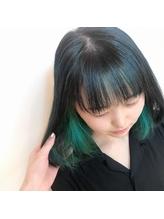 前髪インナー.16