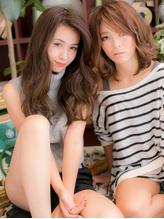 【今旬スタイルで無敵の女子力!】a くびれカール.14