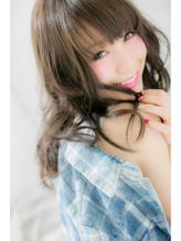 ~RUCE~艶髪マーメイドアッシュ♪小顔ウェービーセミロング パーティ.29