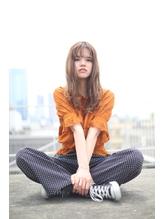 くせ毛風クラシカルセミディー 【池田 涼平】.12