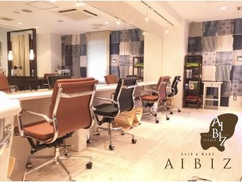 アイビス(AIBIZ)(神奈川県横浜市中区/美容室)