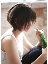【+~ing】ノーブルショートbob layered【畠山竜哉】  .15