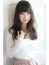 【EIGHTplat渋谷】黒髪×透明感×ラフ=かわいい★★★ 就活.26