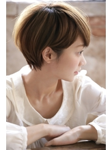 【+~ing】大人可愛い小顔前下がりフェアリーbob 【畠山竜哉】  .20