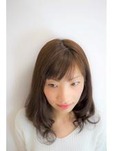 大人可愛いゆるふわパーマスタイル.10