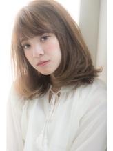 抜け感リラクシーヘアー.0