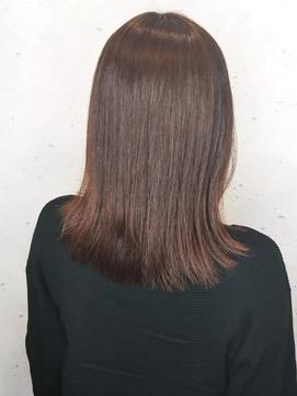 ●【癖毛カバーカット】+【髪質改善トリートメントカラー】