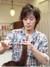 【西明石】髪の悩みを魅力に変えてくれる◎『再現性の高さ+仕上り抜群の悩み解消カット』ぜひ体感して♪