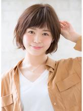 【joemi】イメチェンワンサイドセミウェットタンバルモリ(花野) 好感度.30