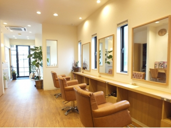 ヒカ ヘアーデザイン(Hika hair design)(栃木県宇都宮市)