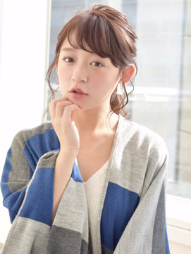 K-two小顔アレンジ/クルリンパでヘアアレンジ☆/天王寺