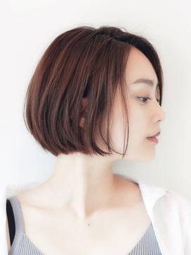 【sheta/ AI】小顔ナチュラルボブ