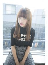 【salon de MiLK 原宿】インナーカラー×ワンカール .49