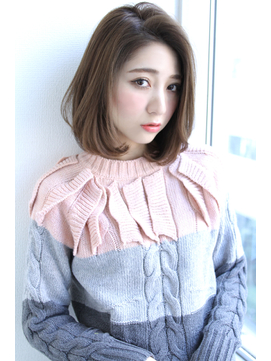 【Rose】大人ボブ×似合わせカット★