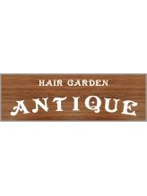 アンティーク ヘアガーデン(ANTIQUE hair garden)