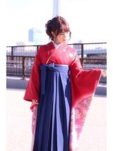卒業式 袴スタイル【Neolive sango】北千住 卒業式.49