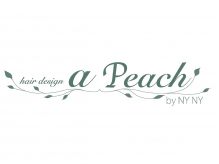 ヘア デザイン ピーチ(hair design a Peach by NYNY)