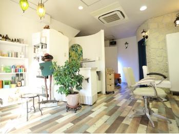 ヘアメイク ピトゥサ(Hair make Pitusa)(東京都福生市/美容室)