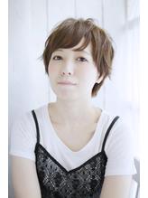 美髪デジタルパーマ/バレイヤージュノーブル/クラシカルロブ/767 シュシュ.54
