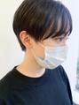*【SOCO】ベリーショートハンサムショート