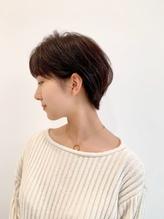 艶感マニッシュショート.34