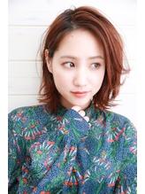 [OCEAN Hair&Life]大人かわいい☆ミディ☆毛先パーマ☆.38