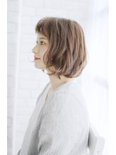 美髪黒髪着物イルミナカラーヘルシーレイヤーデジタルパーマ/101.16