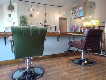 ワッカヘアーパーラー(WACCA hairparlor)(新潟県加茂市/美容室)