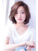【shiomi H】大人のかき上げボブ.53