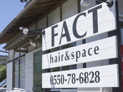 ファクトヘアーアンドスペース(FACT hair space) image