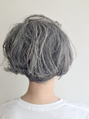 【L`atelier Content YUMI】ショートボブ×プチバング 津田沼