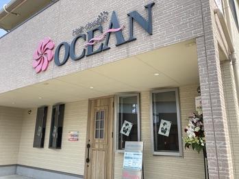 オーシャン(OCEAN)(熊本県熊本市/美容室)